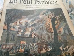 P.P  04/ ISSY CATASTROPHE USINE RIPOLIN  INCENDIE - Journaux - Quotidiens