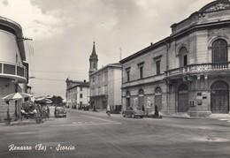 RENAZZO-FERRARA-SCORCIO-CARTOLINA VERA FOTOGRAFIA VIAGGIATA IL 12-5-1966 - Ferrara
