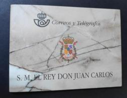 ESPAÑA. AÑO 1998.CARNÉ DON JUAN CARLOS I. - 1991-00 Unused Stamps