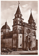 ACIREALE - CATANIA - LA CATTEDRALE DI S.SEBASTIANO - AUTO - 1937 - Acireale