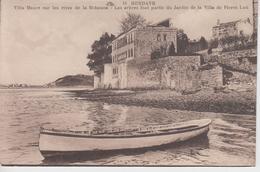 CPA Hendaye - Villa Maure Sur Les Rives De La Bidassoa  - Les Arbres Font Partie Du Jardin De La Villa De Pierre Loti - Hendaye