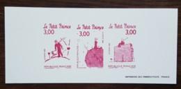 GRAVURE - YT N°3177 à 3179 - LE PETIT PRINCE / SAINT EXUPERY - 1998 - Documentos Del Correo