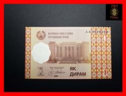 TAJIKISTAN 1 Diram 1999 P. 10  UNC - Tadschikistan
