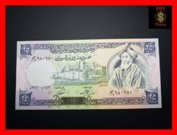 SYRIA 25 £ 1991 P. 102 E  UNC - Siria