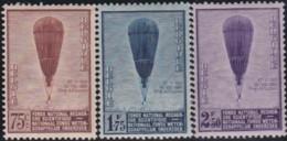 Belgie     .    OBP .     353/355     .      **    .    Postfris  .   /   . Neuf Avec Gomme Et SANS Charniere - Belgique