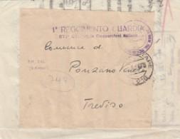 Italien Posta Militaira Dokument 1940-45 - 1900-44 Victor Emmanuel III