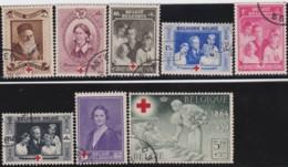 Belgie     .    OBP        .    496/503      .     O    .     Gebruikt      .   /   .   Oblitéré - Used Stamps