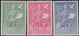 Belgie     .    OBP   .    927/929      .      **    .    Postfris  .   /   . Neuf Avec Gomme Et SANS Charniere - Unused Stamps