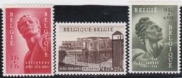 Belgie     .    OBP .    943/945    .      **    .    Postfris  .   /   . Neuf Avec Gomme Et SANS Charniere - Unused Stamps