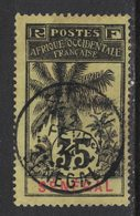 Sénégal - Yvert 39 Oblitéré SEDHIOU - Scott#66 - Oblitérés