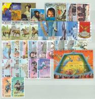 SAN MARINO - 2003 - Annata Completa - 37 Valori - Year Complete ** MNH/VF - San Marino