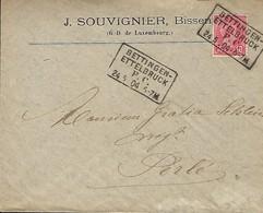 Luxembourg  -  Lettre  - 24.5.1904 - J.Souvignier , Bissen - Autres