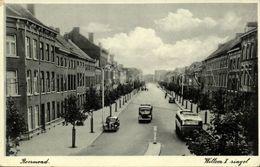 Nederland, ROERMOND, Willem II Singel, Bus Auto (1930s) Ansichtkaart - Roermond