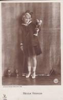 AK Hedda Vernon Als Schulmädchen - Schauspielerin  - Ca. 1920 (49333) - Schauspieler