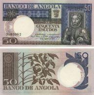 Angola. 50 Escudos. 1973. UNC - Angola