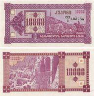 Georgia. Banknote10,000 GEL. 1993. UNC. P32 - Georgië