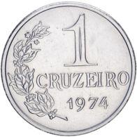 Brazil. 1 Cruzeiro. 1970-1974. UNC - Brazilië