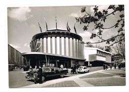 Bruxelles Expo 58 Avenue Des Frondaisons  Et Pavillon Des Pays Arabes  CPM  Pas Ecrite  Ed Egicarte - Expositions Universelles