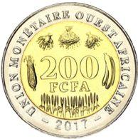 West Africa 200 Francs 2017 Bimetal UNC - Andere - Afrika