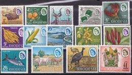 RHODESIA 1965 MLH - Rhodesien (1964-1980)
