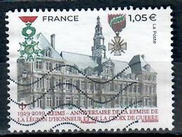 Yt 5338-2 Reims Anniversaire De La Legion D'honneur - France
