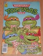 COMIC  AVENTURAS TORTUGAS NINJA - Libri, Riviste, Fumetti