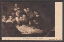 PR132/ REMBRANDT, *La Leçon D'anatomie Du Docteur Tulp*, La Haye, Mauritshuis - Peintures & Tableaux