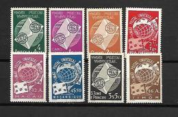Portugal África 1949 - União Postal (Angola, Cabo Verde, Guiné, Índia, Macau, Moçambique, S Tomé E Timor - Afrique Portugaise