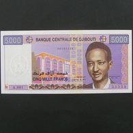 Djibouti, 5000 Francs ND 2002, UNC - Djibouti
