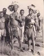 CONGO STANLEYVILLE Les WAGENIAS Août 1956 Photo Amateur Environ 7 Ccm X 10 Cm - Afrique