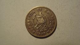 MONNAIE GUATEMALA 1 CENTAVO 1979 - Guatemala