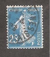 Perforé/perfin/lochung France No 140 VN Mines De Noeux-Vicoigne - Gezähnt (Perforiert/Gezähnt)
