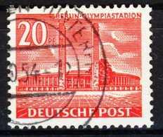 BERLIN DS BAUTEN 1 Nr 113 Gestempelt X2B668E - Oblitérés