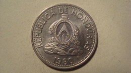 MONNAIE HONDURAS 10 CENTAVOS 1980 - Honduras