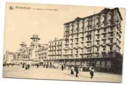 Blankenberghe - Le Casino Et Le Grand Hôtel - Blankenberge