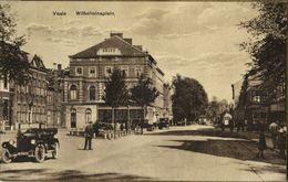 Nederland, VAALS, Wilhelminaplein, Auto (1920s) Ansichtkaart - Vaals