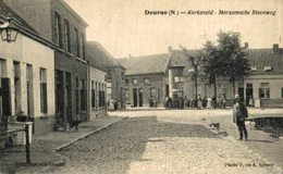 DEURNE  NOORD (N.) - Kerkeveld. Merxemsche Steenweg    ANTWERPEN ANVERS - Antwerpen
