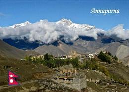 Nepal Himalayas Annapurna New Postcard - Népal