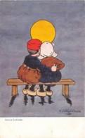 "ILLUSTRATEUR - SHEPHEARD - ""IDYLLE LUNAIRE"" - ENFANTS, LUNE - VIENNOISE  M.M. VIENNE N°185 - Shepheard"