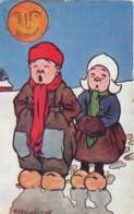 ILLUSTRATEUR - SHEPHEARD - ENFANTS HOLLANDAIS - SERIE N°573 - Shepheard
