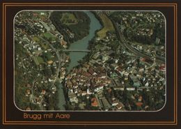 Schweiz - Brugg - Mit Aare - Ca. 1985 - AG Aargau