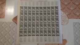 FEUILLE COMPLETE N° Y Et T 1388 ** Année 1963 - Full Sheets