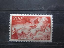 VEND BEAU TIMBRE DE POSTE AERIENNE DE FRANCE N° 19 , XX !!! (c) - 1927-1959 Neufs