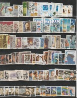NICE LOT OF USED STAMPS  FROM GREECE (Lot-2) - Collections
