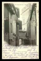 55 - VERDUN - UNE RUE D'ALGER A VERDUN, RUELLE DES SERGENTS - EDITEUR LOUIS VAUTRIN - Verdun