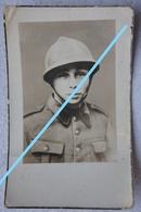 Mortuaire ABL Soldat Tué Au Combat Léon SCHOUFFLER Vivait Région Hannut KUURNE 24 Mai 1940 Belgische Leger Guerre - Décès