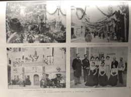Le Comm. Marchand à Thoissey - Page Original 1899 - Historische Documenten