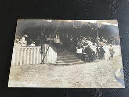 CARTE PHOTO TARARE Fete Gymnique Des 29 Et 30 Juin 1912 - Tribune D'Honneur - Tarare