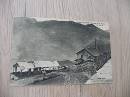 CPA 73 Savoie Mongiraud Mines  Carreau De La Mine - France