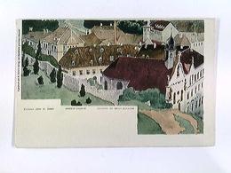 Baden-Baden, Kloster Zum H. Grab, Coloriert, AK, Ungelaufen, Um 1900 - Germany